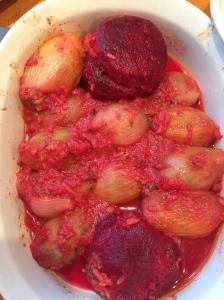 Mahasha - Stuffed Vegetables