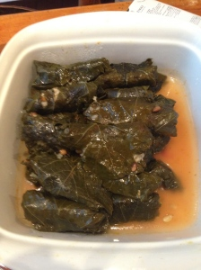 Dolmades - Grape Vine Leaves